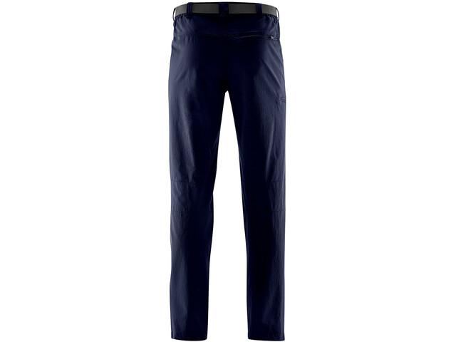 Maier Sports Torid Slim Pantalon Homme, night sky